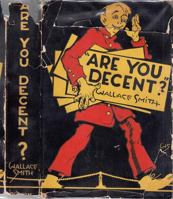 Are You Decent? Wallace SMITH