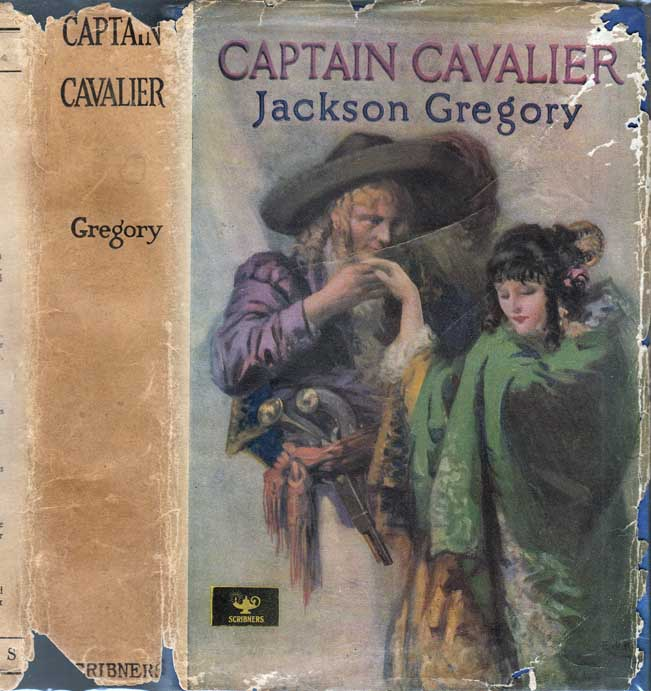 Captain Cavalier. Jackson GREGORY
