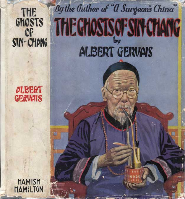 The Ghost Of Sin Chang. Albert GERVAIS