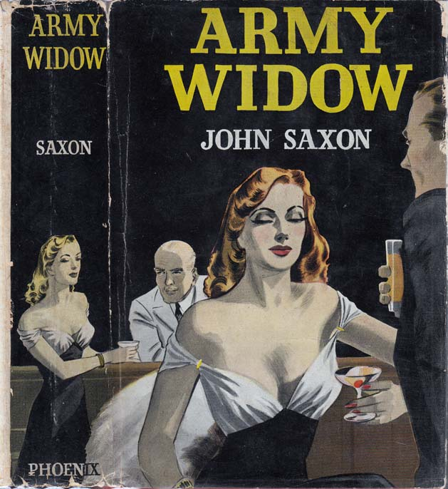 Army Widow. John SAXON