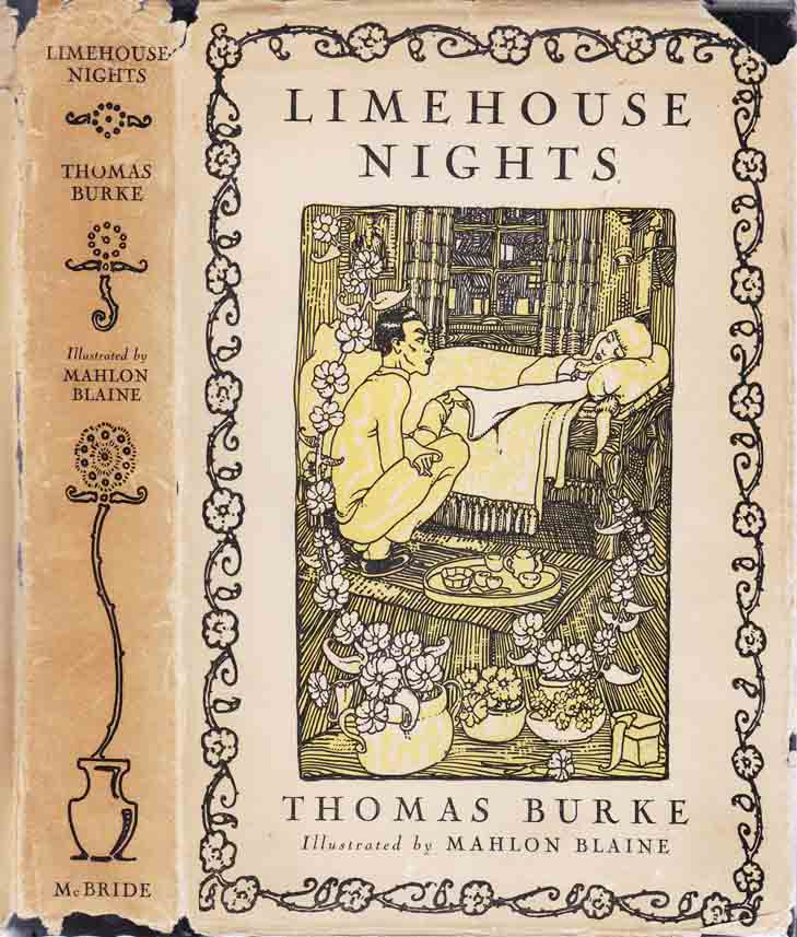 Limehouse Nights. Thomas BURKE.