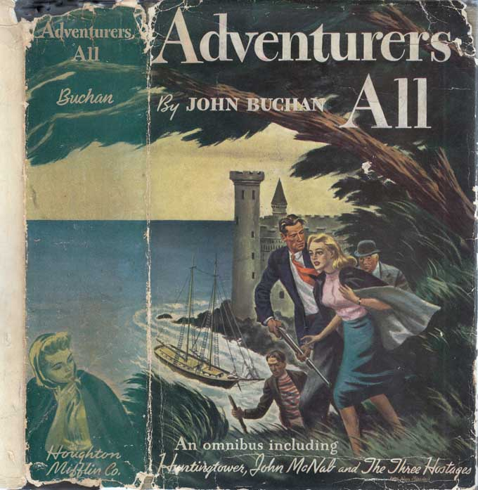 Adventurers All. John BUCHAN