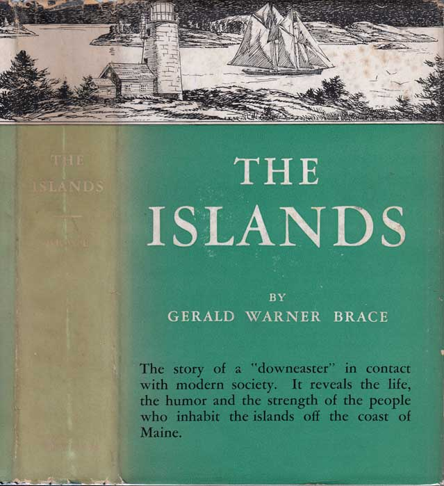 The Islands. Gerald Warner BRACE.