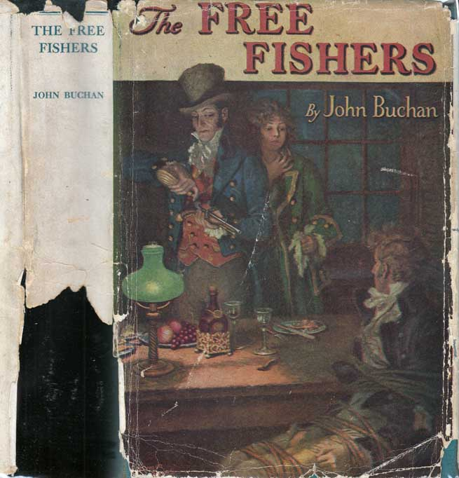 The Free Fishers. John BUCHAN