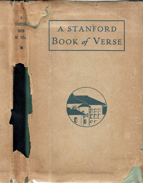 A Stanford Book of Verse 1912 - 1916. Maxwell ANDERSON