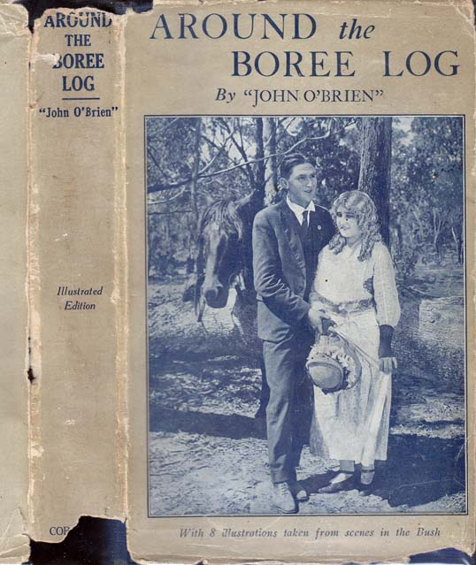 Around the Boree Log, and Other Verses. John O'BRIEN