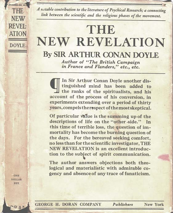 The New Revelation. Arthur Conan DOYLE