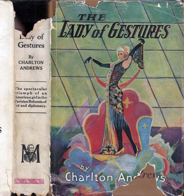 The Lady of Gestures. Charlton ANDREWS.