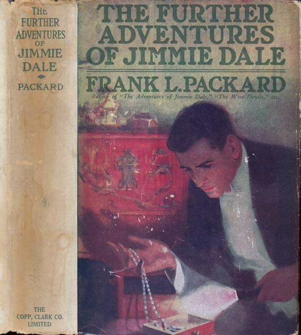The Adventures of Jimmie Dale. Frank L. PACKARD