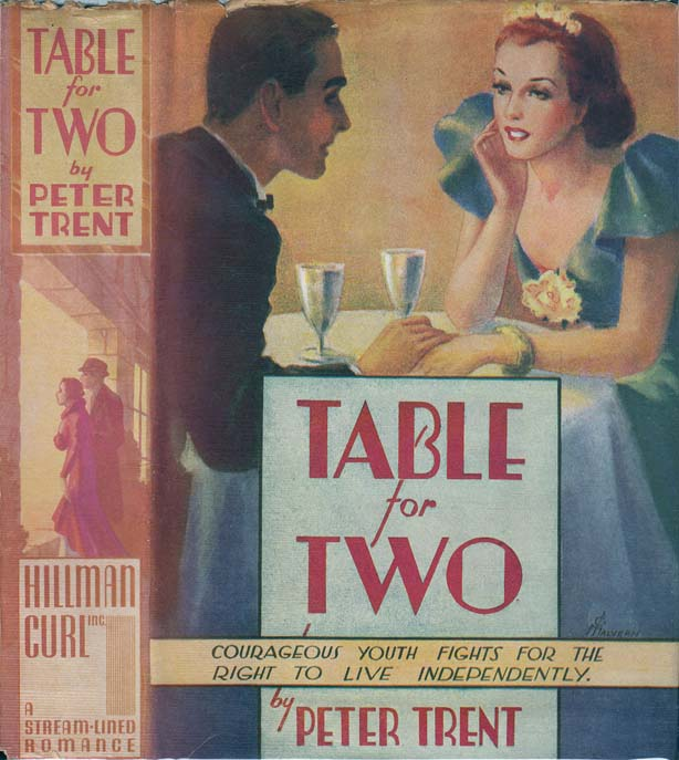 Table For Two. Peter TRENT.