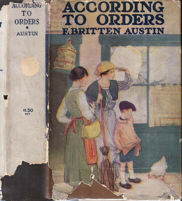 According to Orders. F. Britten AUSTIN