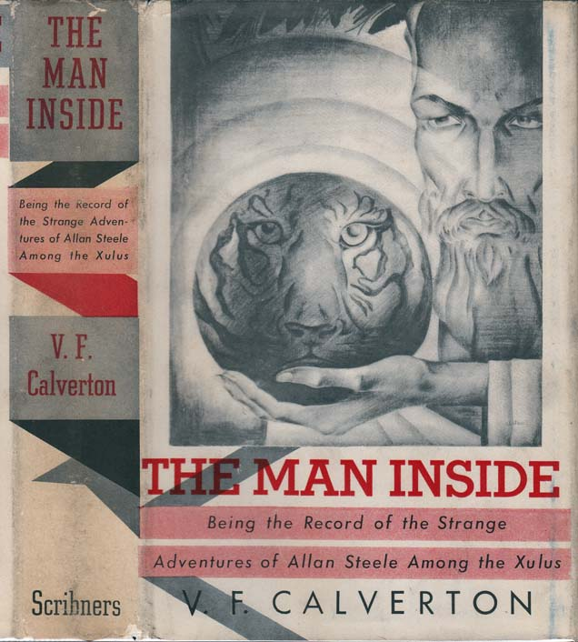 The Man Inside. V. F. CALVERTON.
