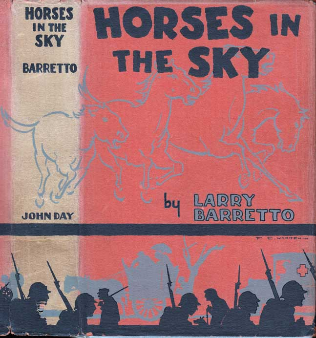 Horses in the Sky. Larry BARRETTO.