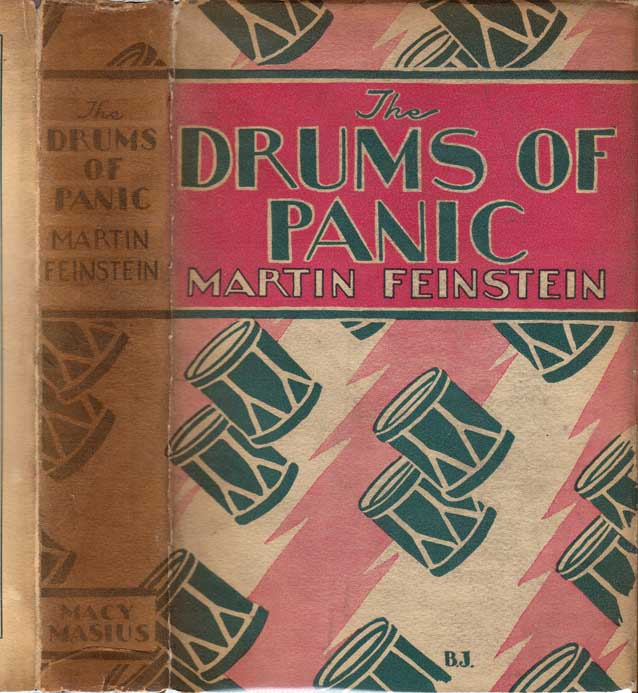 The Drums of Panic. Martin FEINSTEIN