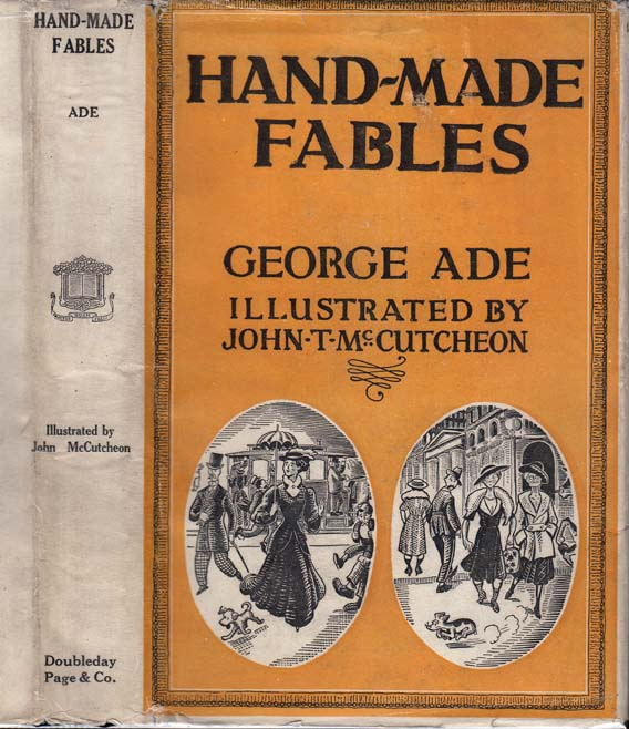 [PDF] Ade's Fables By George Ade - Free eBook Downloads