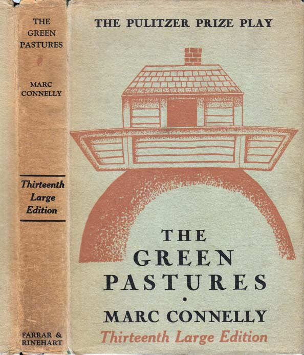 The Green Pastures [SIGNED BY CAST MEMBER]. Marc CONNELLY