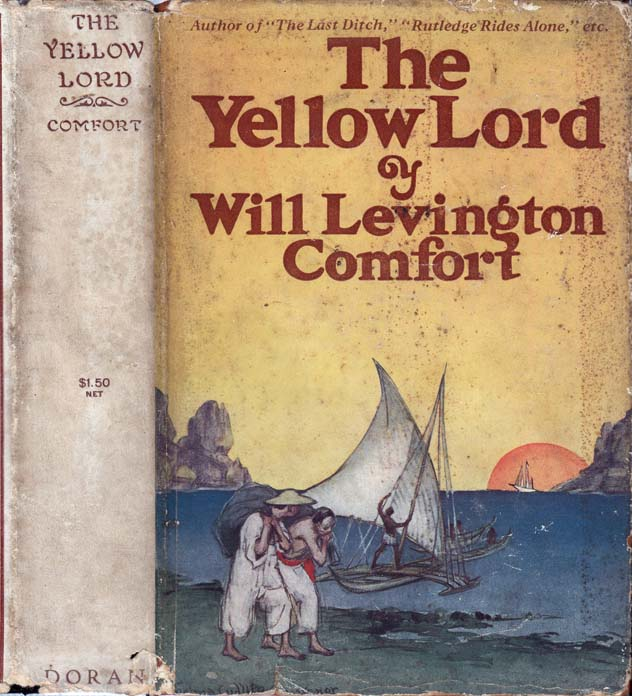 The Yellow Lord. Will Levington COMFORT.