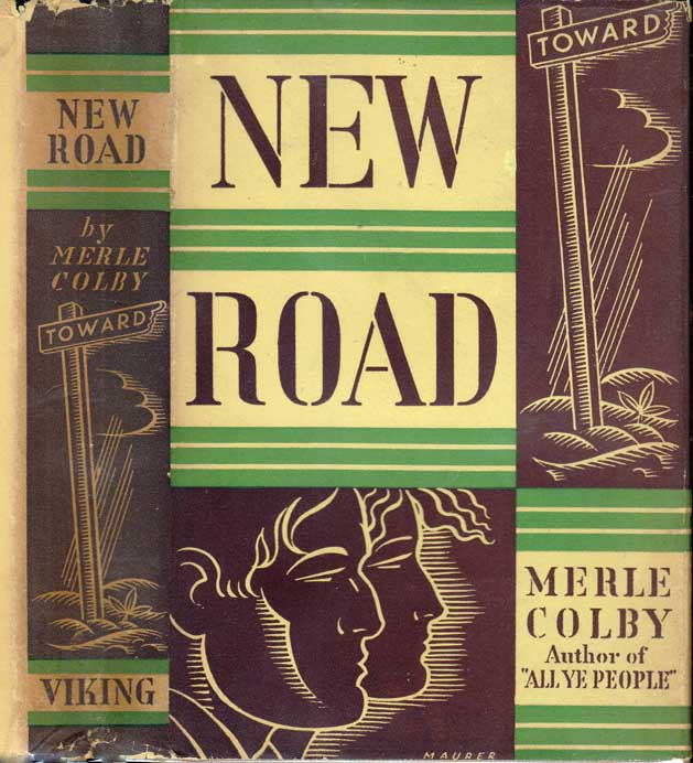 New Road. Merle COLBY