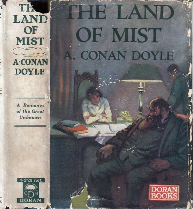 The Land of Mist. Arthur Conan DOYLE