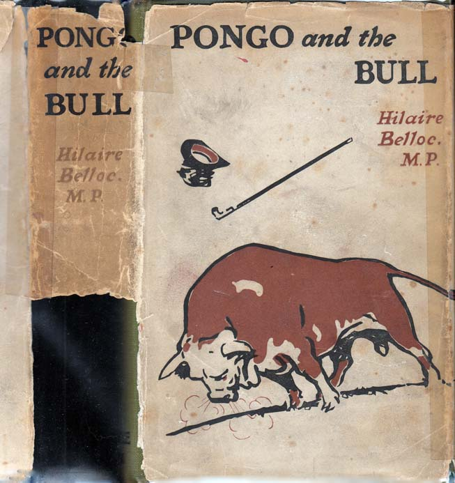 Pongo and the Bull. H. BELLOC, Hilaire