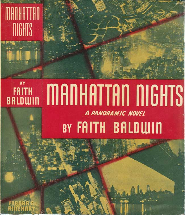 Manhattan Nights. Faith BALDWIN.