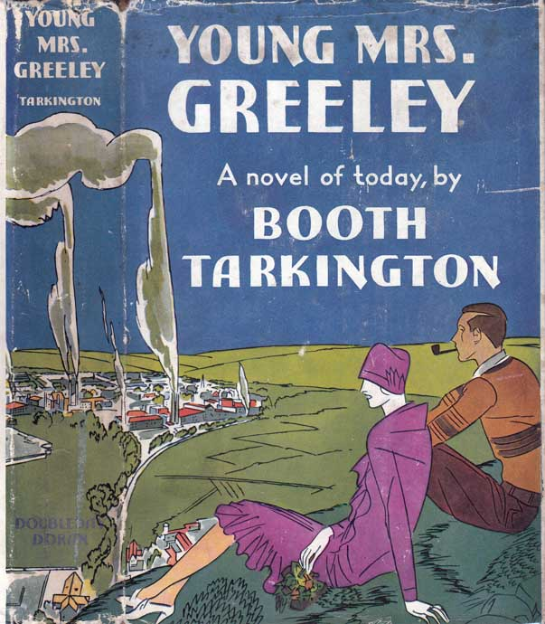 Young Mrs. Greeley. Booth TARKINGTON