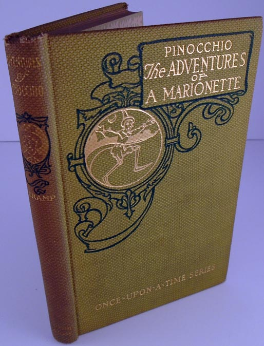 Pinocchio, The Adventures of a Marionette. C. COLLODI