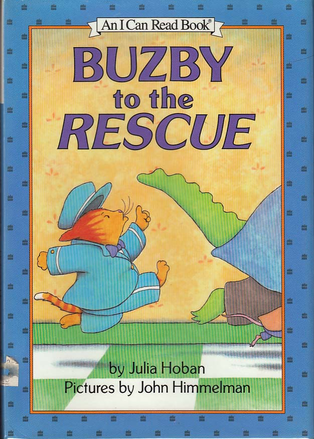 Buzby to the Rescue. Julia HOBAN.