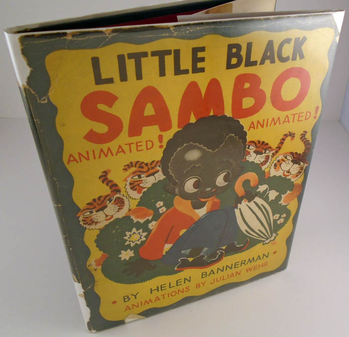 Little Black Sambo. Helen BANNERMAN, Julian WEHR.
