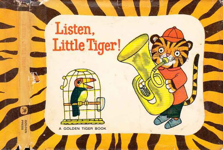 Listen, Little Tiger. Kathleen N. DALY