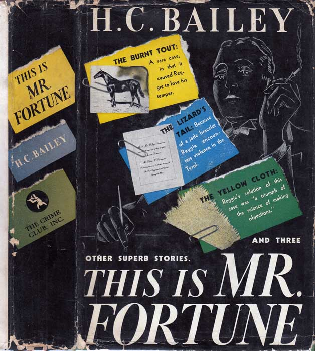 This is Mr. Fortune. H. C. BAILEY