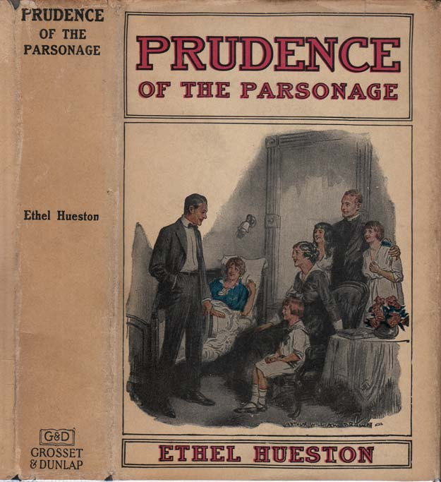 Prudence of the Parsonage. Ethel HUESTON
