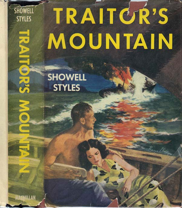 Traitor's Mountain. Showell STYLES