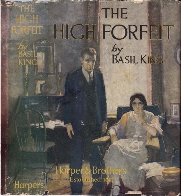 The High Forfeit. Basil KING.