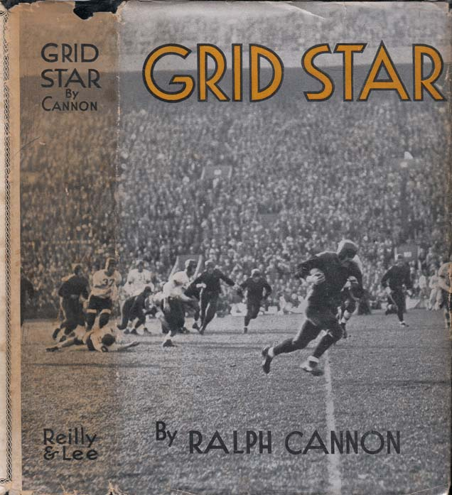 Grid Star. (FOOTBALL FICTION). Ralph CANNON.