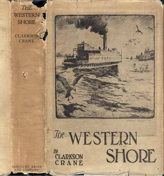The Western Shore [GAY FICTION]. Clarkson CRANE.