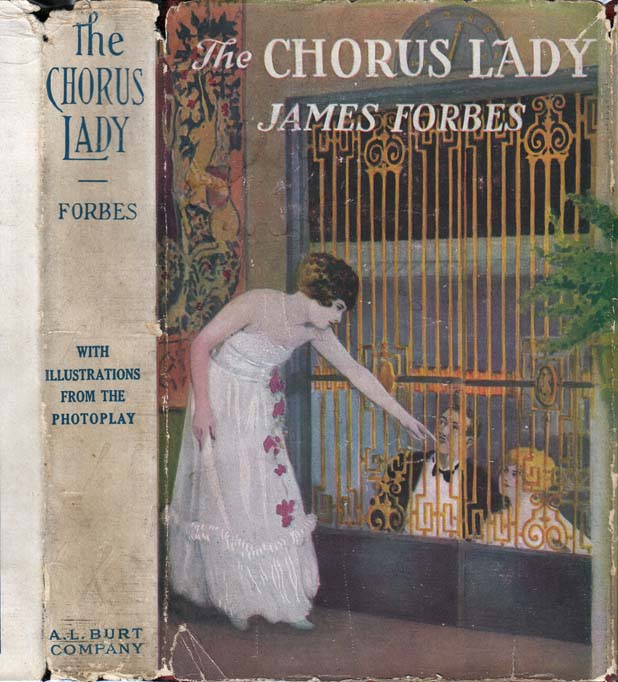 The Chorus Lady. James FORBES.