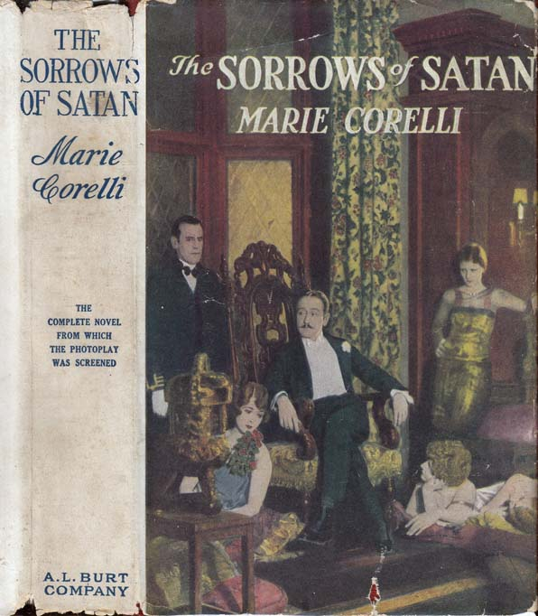 The Sorrows of Satan. Marie CORELLI.