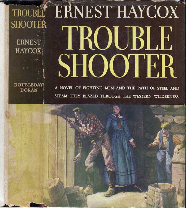 Trouble Shooter. Ernest HAYCOX.