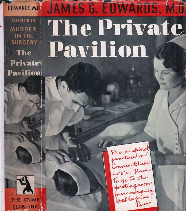 The Private Pavilion. James G. EDWARDS