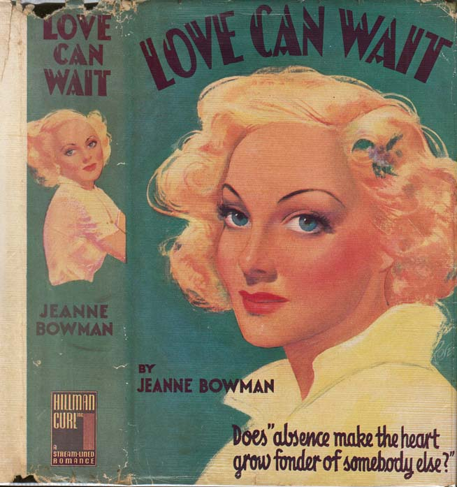 Love Can Wait. Jeanne BOWMAN.