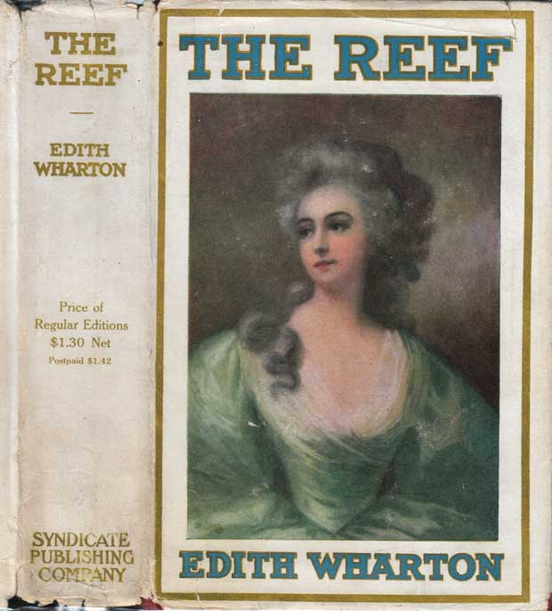 The Reef. Edith WHARTON.