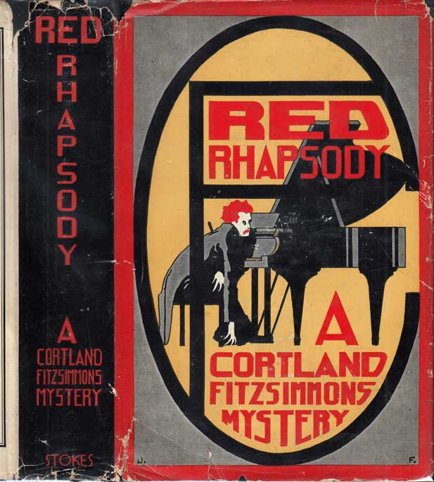 Red Rhapsody. Cortland FITZSIMMONS