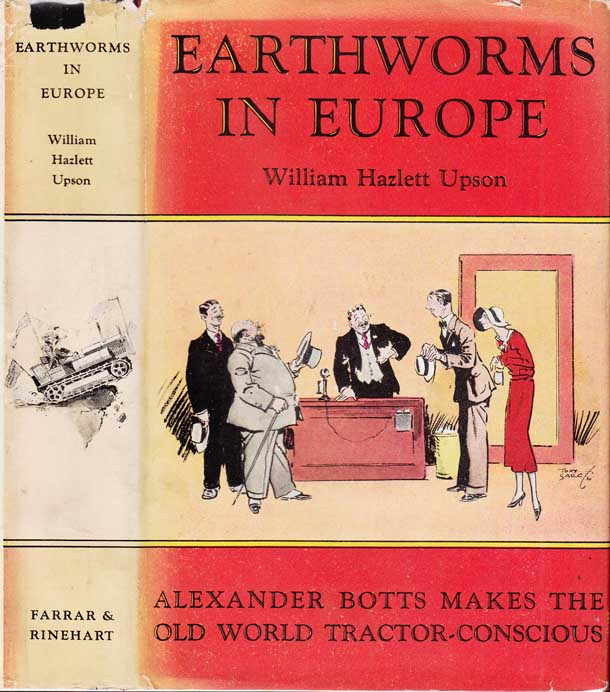 Earthworms in Europe. William Hazlett UPSON