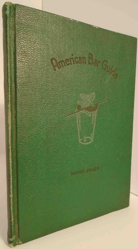 The American Bar Guide. R. C. MILLER