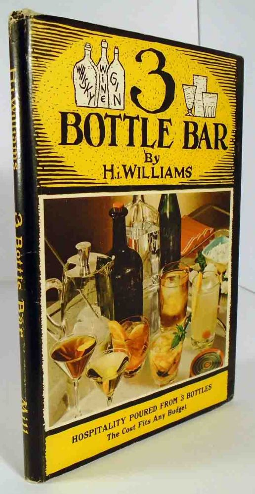 3 [Three] Bottle Bar. H. I. WILLIAMS