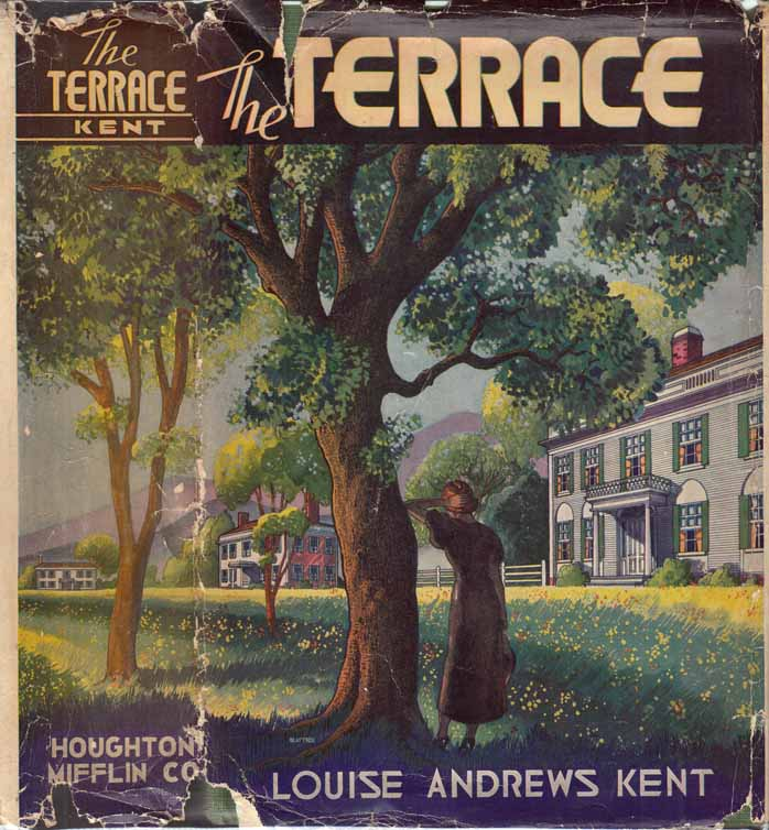 The Terrace. Louise Andrews KENT