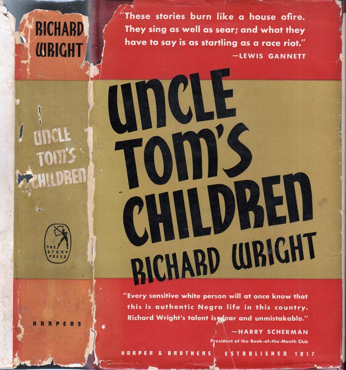 Uncle Tom's Children. Richard WRIGHT