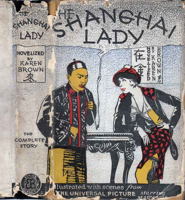 The Shanghai Lady [NARCOTICS FICTION]. Karen BROWN