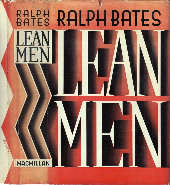 Lean Men, An Episode in a Life. Ralph BATES